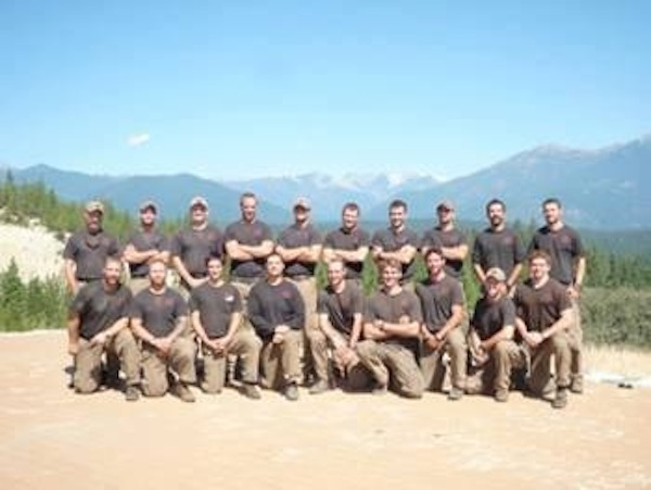 Granite Mountain Hotshots